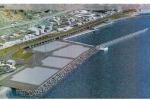 Il progetto del nuovo porto di Tremestieri