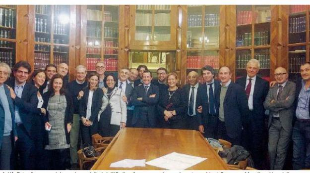 avvocati, Messina, Archivio