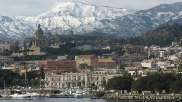 maltempo, neve, Messina, Archivio