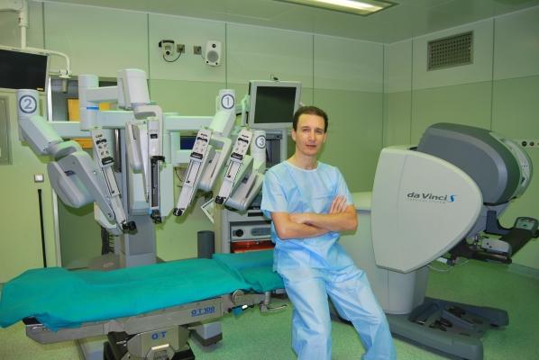 asportazione chirurgica della prostata