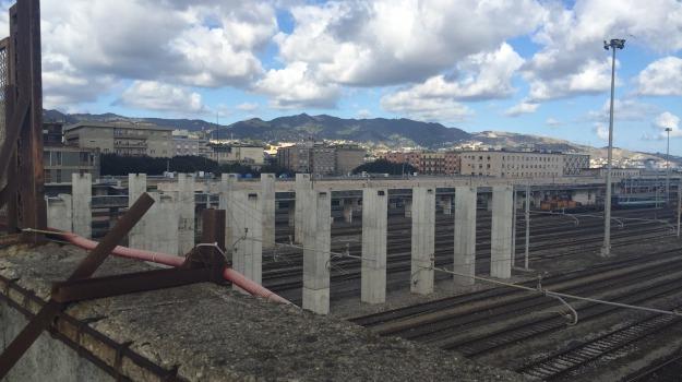 cavalcavia, fs, messina, Messina, Archivio
