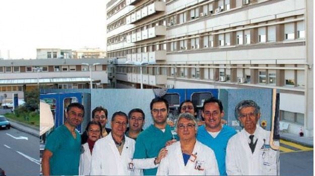 cardiologia interventistica policlinico, stent riassorbibili, Messina, Archivio