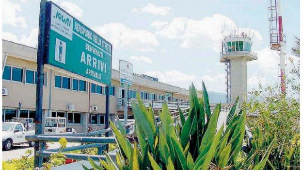aeroporto dello stretto, Reggio, Calabria, Archivio