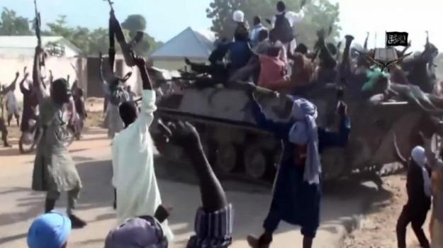 boko haram, nigeria, strage civili, Sicilia, Archivio, Cronaca