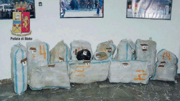 droga, Messina, Archivio