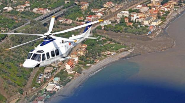 elicottero, nicotera, Catanzaro, Calabria, Archivio