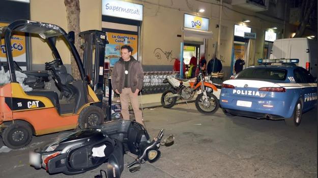 rapina decò, Messina, Archivio