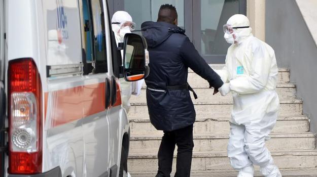 virus ebola, Messina, Archivio