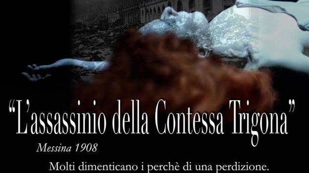 l'assassinio della contessa trigona, monica guerritore, Messina, Cultura