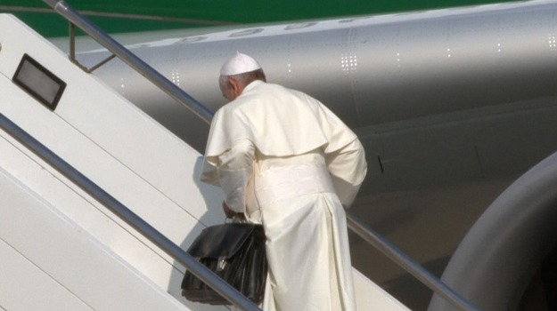 papa francesco, pontificato breve, Sicilia, Archivio, Cronaca
