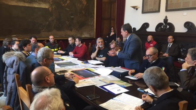 settimana protezione civile, Messina, Archivio