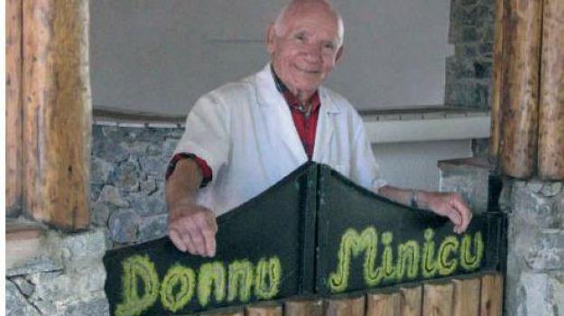 don minico, Messina, Archivio