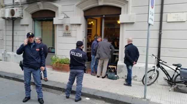 rapina via dogali, Messina, Archivio