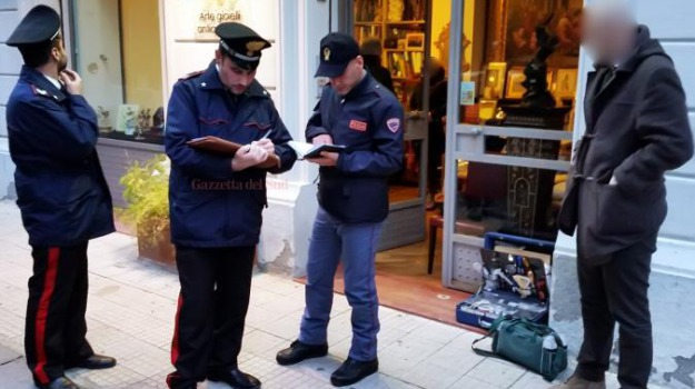rapina antiquariato, Messina, Archivio