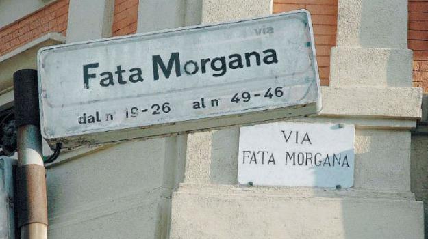 toponomastica, Messina, Archivio