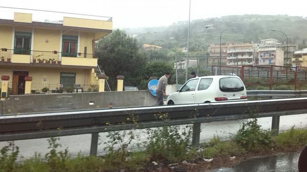 incidente viale europa, Messina, Archivio