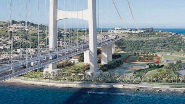 ponte sullo stretto, Messina, Archivio
