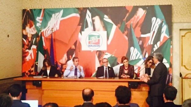 consulta, forza italia, sicurezza, Calabria, Archivio