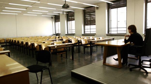 liceo scientifico, roggiano gravina, Sicilia, Archivio