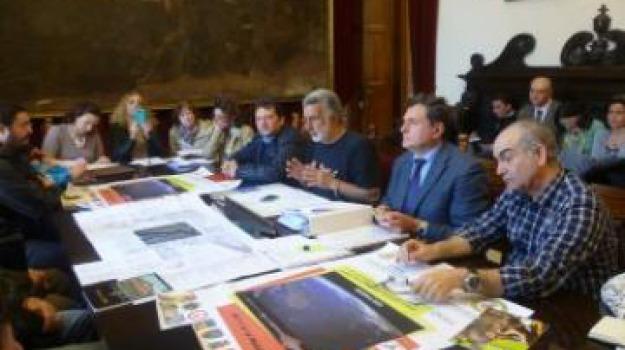 messina, protezione civile, Messina, Archivio