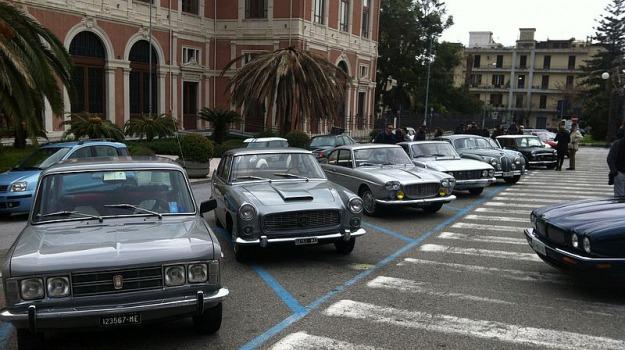 auto storiche, messina taormina, Messina, Archivio