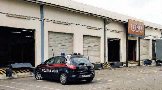 tentata rapina, Messina, Archivio