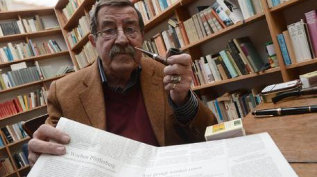 gunter grass, Messina, Archivio, Cultura