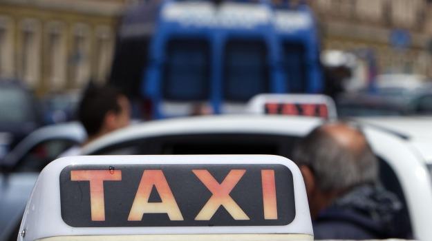 tassista violentata e rapinata, Messina, Archivio, Cronaca