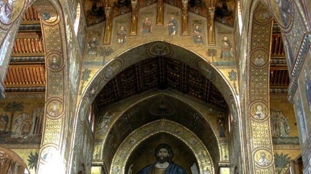 arcivescovo, monreale, Sicilia, Archivio