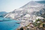Dissesto idrogeologico, vietato l'ingresso alla spiaggia bianca di Lipari
