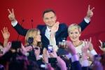 """Polonia, vince Duda """"Cambieremo il Paese"""""""
