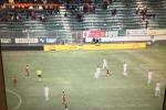 Derby salvezza, primo round alla Reggina