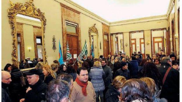 precari palazzo zanca, Messina, Archivio
