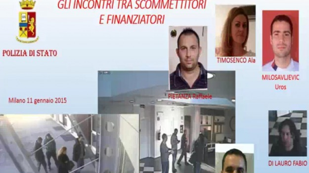 'ndrangheta, calcioscommesse, dirty soccer, lega pro, Calabria, Archivio
