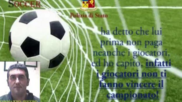 calcioscommesse, dirty soccer, salernitana, Calabria, Archivio