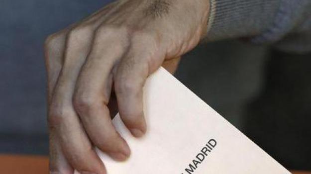 barcellona, exit poll, madrid, podemos, spagna, Sicilia, Archivio, Cronaca