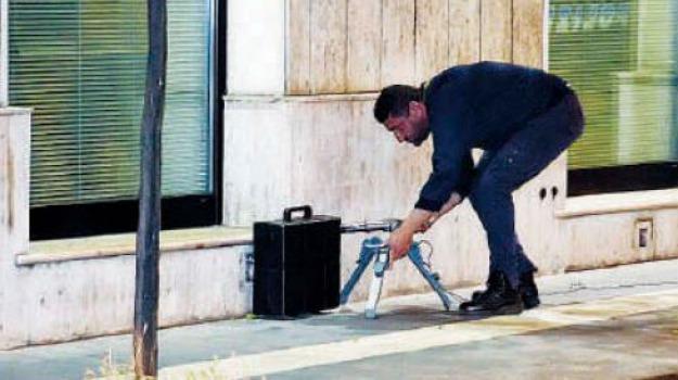 allarme bomba, Messina, Archivio