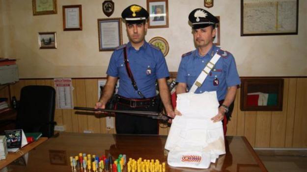 armi, arrestati, domenico zito, giuseppe zito, villa san giovanni, Reggio, Archivio