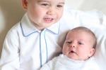 Prime foto ufficiali principessa Charlotte