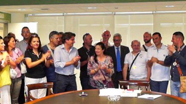 disabili, pizza, record, rende, sociale, Sicilia, Archivio