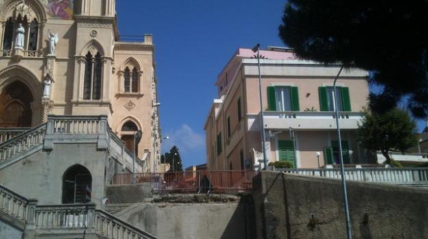 muretto, pompei, via delle mura, Messina, Archivio