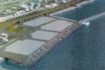 Nuovo porto, da Roma arriva l'accordo