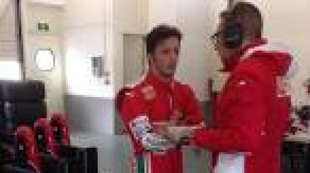 antonio fuoco, cariati (cs), ferrari, formula1, gran premio austria, Calabria, Archivio