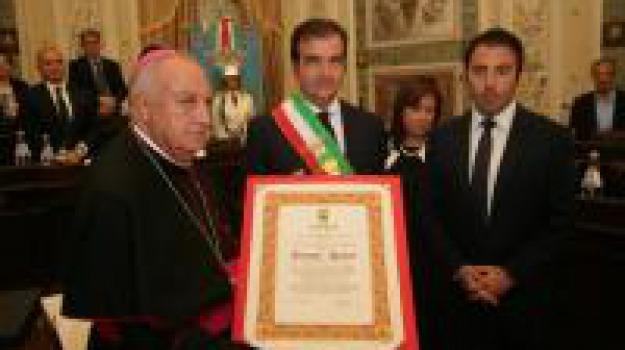 cittadinanza onoraria, cosenza, nunnari, Cosenza, Archivio