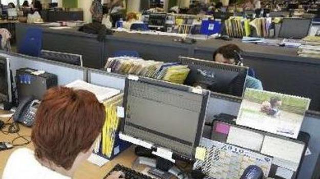 call center, inps, lavoratori, licenziamenti, Cosenza, Calabria, Archivio