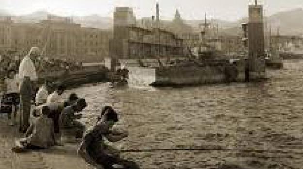 porto storico, Messina, Archivio