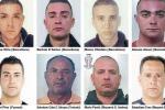 Estorsioni e droga, 8 ordini di custodia