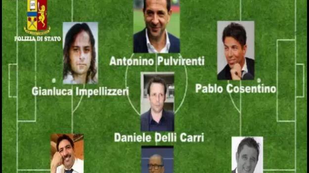 calcioscommesse, catania, pulvirenti, Sicilia, Archivio, Sport