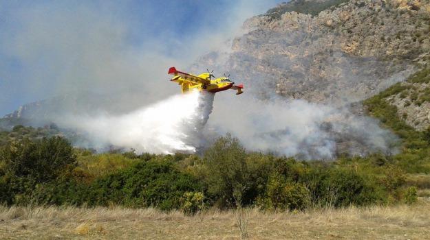 antincendio, detenuti, mimmo pappaterra, parco pollino, Calabria, Archivio