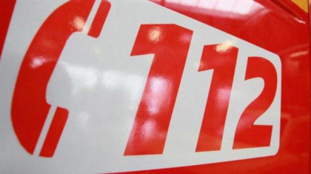112, 113, 115, 118, emergenze, numero telefonico, Sicilia, Archivio, Cronaca